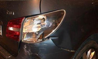 Έκαναν θρύψαλα το αυτοκίνητο της Μουτίδου. Το ξέσπασμα της ηθοποιού στο facebook