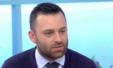 Κωνσταντίνος Συμεωνίδης: «Δεν καταλάβαμε τι εστί Τζώρτζης»