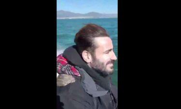 Captain… Γιώργος Μαυρίδης