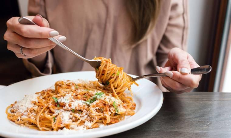 Φάτε ζυμαρικά και δεν θα παχύνετε - Οι επιστήμονες «δικαιώνουν» τα μακαρόνια!