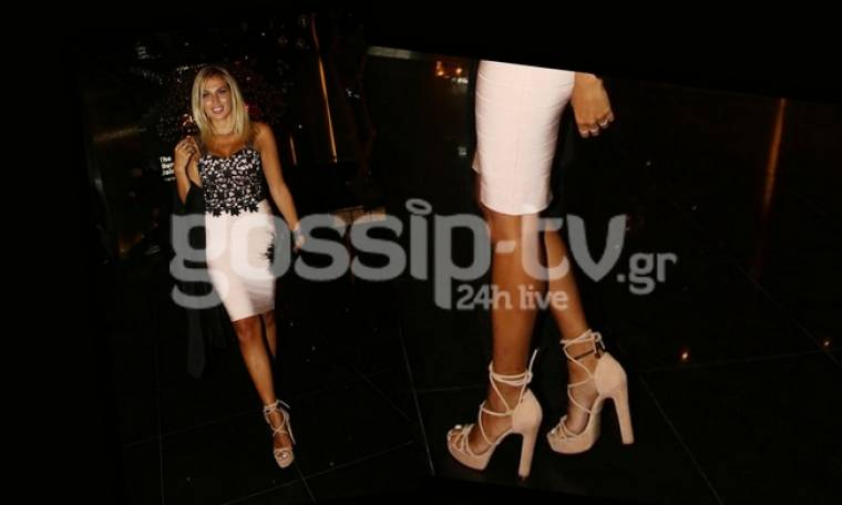 Τα σημαδεμένα πόδια της Σπυροπούλου μετά το Survivor