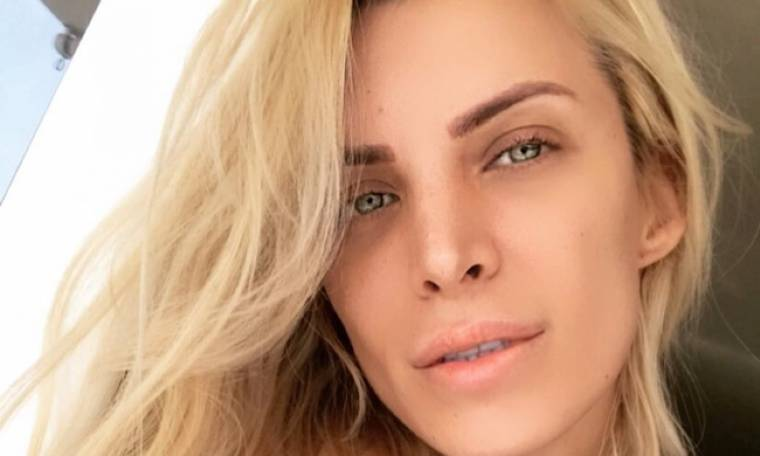 Κατερίνα Καινούργιου: Στο instagram δίχως ίχνος μακιγιάζ