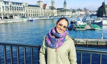 Ματθίλδη Μαγγίρα: Στη Ζυρίχη για Πάσχα