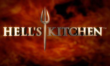 Hell's Kitchen: Τα πρώτα πλάνα του νέου παίκτη
