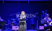 Η Γλυκερία ερμήνευσε Ύμνους της Μεγάλης Εβδομάδας