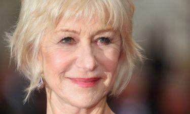 Helen Mirren: Αυτό είναι το σημείο έχει «πειράξει» στο πρόσωπο της