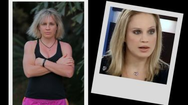 Survivor 2: Και όμως! Είναι η Iron Barbie (Μαρία Πανταζή) που αγωνιζόταν με τους Μαχητές!