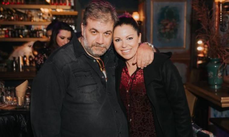 Δείτε τον Δημήτρη Σταρόβα σε ρομαντικό δείπνο με την κούκλα σύντροφό του!