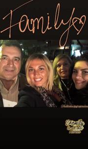 Κωνσταντίνα Σπυροπούλου: Φωτογραφικά στιγμιότυπα από τις διακοπές του Πάσχα στη Ρόδο