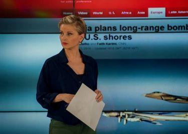 Η Ειρήνη Ζαρκαδούλα στο «τιμόνι» του κεντρικού δελτίου ειδήσεων του STAR