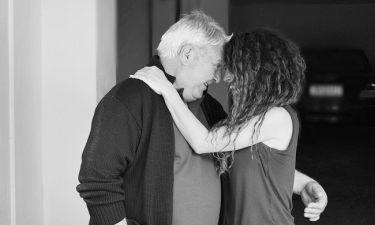 Γιάννα Τερζή: Η φωτό αγκαλιά με τον πατέρα της, Πασχάλη Τερζή και το «τρυφερό» της μήνυμα
