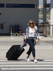 Κωνσταντίνα Σπυροπούλου: Με μια βαλίτσα στο χέρι