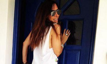 Μάγκι Χαραλαμπίδου: Δείχνει τα γυμνά οπίσθιά της στο instagram