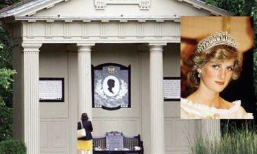 Ο «μυστικός τάφος» της Πριγκίπισσας Diana. Μυστήριο με την ταφή της