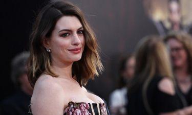 H Anne Hathaway πάχυνε και εξηγεί το… γιατί