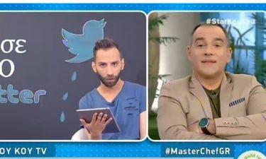 MasterChef: Ο Τζώρτζης απαντά στα αρνητικά σχόλια στο twitter: «Εγώ σκ@τοψυχία δεν έδειξα»