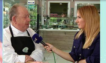 Ηλίας Μαμαλάκης: Η δήλωσή του για το Hell's Kitchen, που θα συζητηθεί!