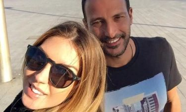 Ο Μάνος Πανταζής μας δείχνει την κόρη του και είναι ίδια εκείνος!