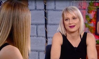 Η Μαρία Πανταζή αποκάλυψε στην Ντορέττα τον τραυματισμό που την καθήλωσε για έναν μήνα στο κρεβάτι
