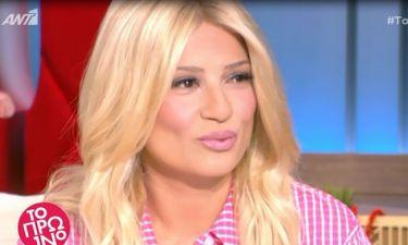 Κάρφωσε γνωστή τραγουδίστρια για τη συμπεριφορά της και η Σκορδά έδωσε το όνομά της - Τι συνέβη;