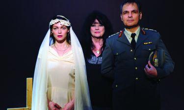 Άννα Βαγενά- Σταμάτης Γαρδέλης- Κατερίνα Θεοχάρη: Μαζί στη σκηνή