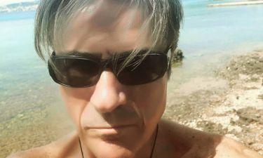 Τάκης Χρυσικάκος: Απολαμβάνει τη θάλασσα