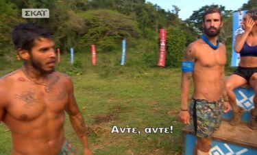 Survivor 2: Νικόλας Αγόρου: «Αντε γ@@@@»