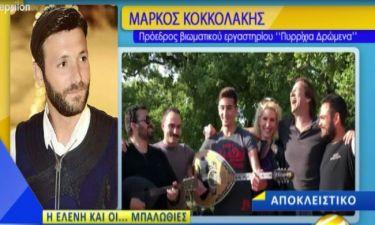 Μενεγάκη-Παντζόπουλος: Θα καταθέσουν για τις μπαλοθιές – Τι λέει αυτόπτης μάρτυρας;