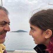 Κούλλης Νικολάου: Η φωτογραφία με την κόρη του και το τρυφερό μήνυμα