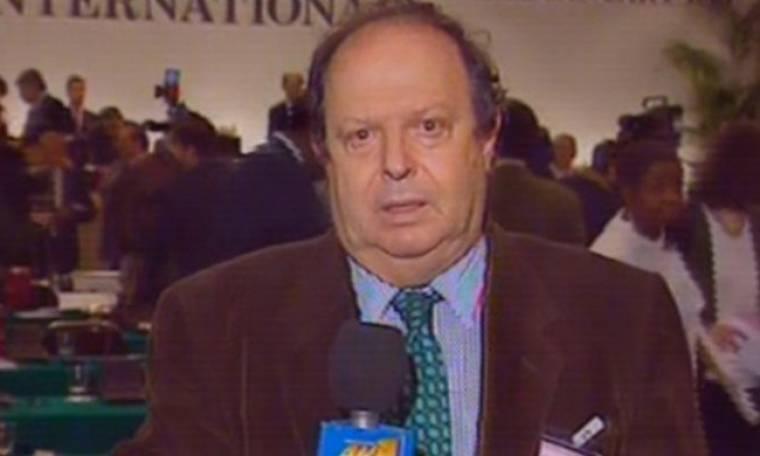 Έφυγε από τη ζωή ο δημοσιογράφος, Έντο Νταλάρα