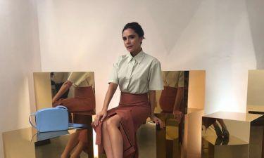 Η Victoria Beckham σχεδιάζει το νυφικό της Meghan Markle;
