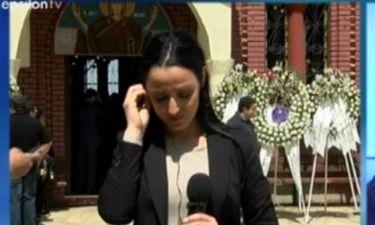Δημοσιογράφος «λύγισε» στον αέρα εκπομπής μεταδίδοντας το «τελευταίο αντίο» στον ήρωα Σμηναγό!