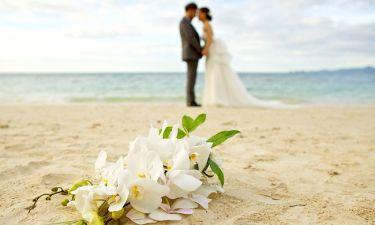 Ζευγάρι της ελληνικής showbiz μόλις παντρεύτηκε! Ιδού η πρώτη φωτογραφία