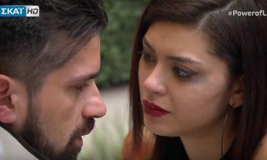 Power of Love: Το πρώτο μήνυμα - καρφί της Αλεξάνδρας μετά την αποχώρηση από το ριάλιτι