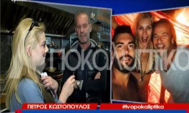Πέτρος Κωστόπουλος: Τι αποκάλυψε για τη γνωριμία του με τον Μάκη Παντζόπουλο on camera