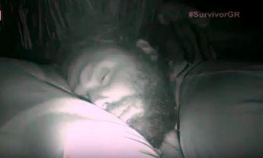 Survivor 2: Πολύ γέλιο! Ξύπνησαν μέσα στη νύχτα τον Παπαργυρόπουλο επειδή... ροχάλιζε!