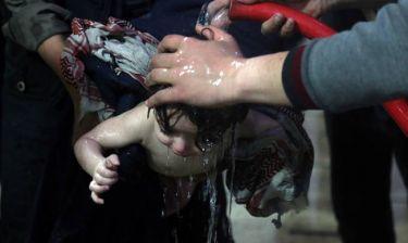 Συρία: Συγκλονίζουν οι μαρτυρίες των επιζώντων της χημικής επίθεσης στη Ντούμα