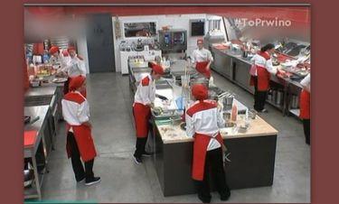 Κόλαση στο Hell's Kitchen: «Τα αρ@@δ@@ μας κουνιούνται! Στα αρ@@δ@@ μας κι εμάς Κωστής Παλαμάς»
