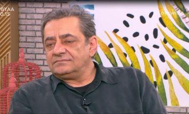 Αντώνης Καφετζόπουλος: «Δεν θεωρώ ότι είναι ιερός χώρος η Επίδαυρος γιατί έπαιξε η Παξινού»