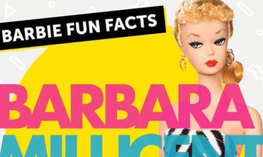 Κι όμως η Barbie έχει και επίθετο – Η αποκάλυψη στο Instagram