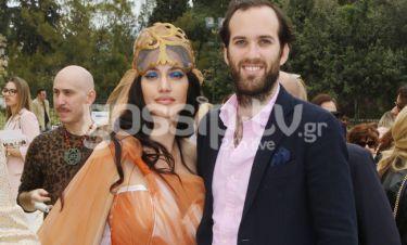 «Τρελός» με την Ελληνίδα Jolie ο Αλέξανδρος Τσαβλίρης