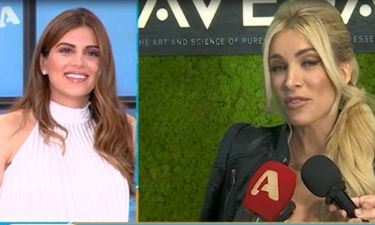 Η Σταματίνα Τσιμτσιλή αποκάλυψε τον νέο σύντροφο της Κατερίνας Καινούργιου