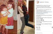 Μαρία Φραγκάκη: Η τρυφερή φωτό στο instagram με την αδερφή της και οι ευχές της