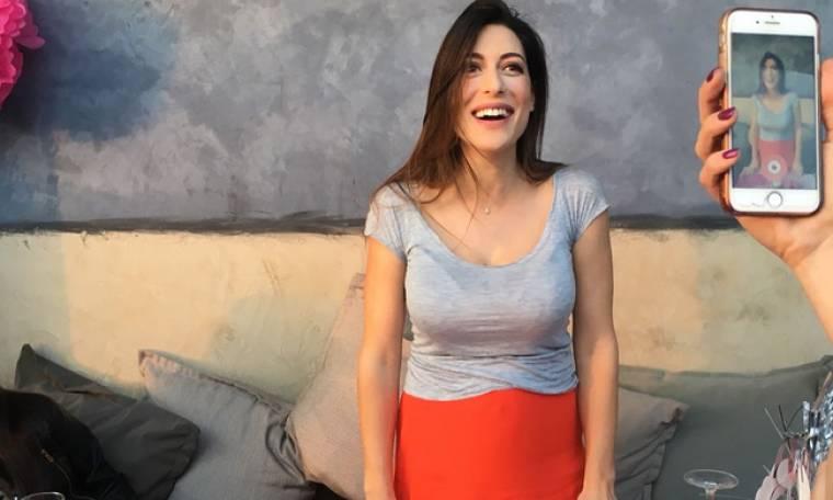 Baby shower για την Φλορίντα Πετρουτσέλι