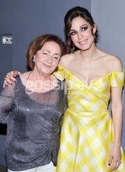 Κατερίνα Παπουτσάκη: Πρεμιέρα με την μητέρα της στο πλευρό της