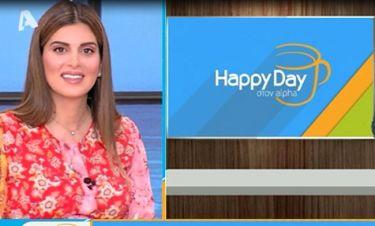 Η Συνατσάκη στο πρώτο δοκιμαστικό στην TV πριν 14 χρόνια και το απίστευτο σχόλιο του Happy Day