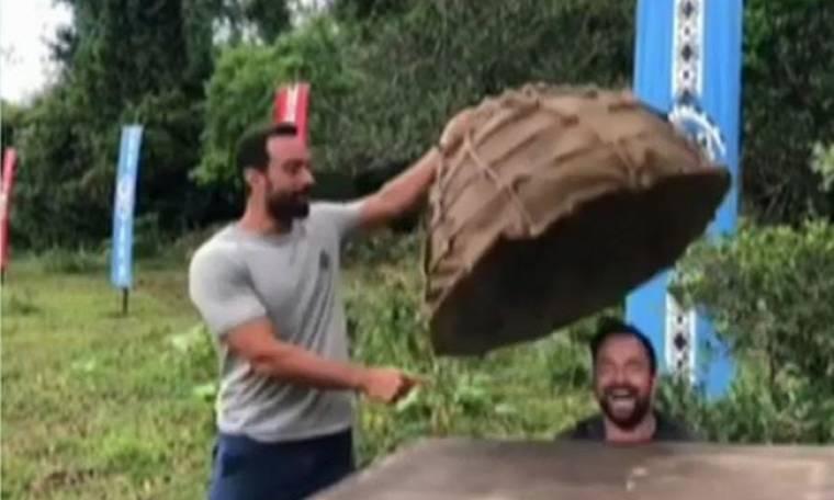 Τρελό Γέλιο! Ο Τανιμανίδης δίνει έπαθλο τον… Γιώργο Λιανό