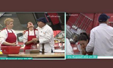 Hell's Kitchen: Το σοκαριστικό ατύχημα παίκτριας στην κουζίνα και οι κραυγές