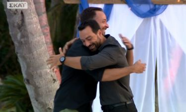 Survivor 2: Η αγκαλιά Λιανού-Τανιμανίδη και η αμηχανία μεταξύ τους