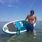 Ο Σπαλιάρας κάνει γύρισμα για την Μενεγάκη και αναστατώνει το instagram